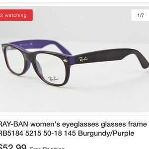 24f196eb342 Ray-Ban Accessories - Women s Ray-ban glasses